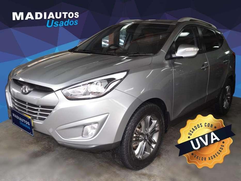 Hyundai Tucson ix-35 2014 - 64248 km