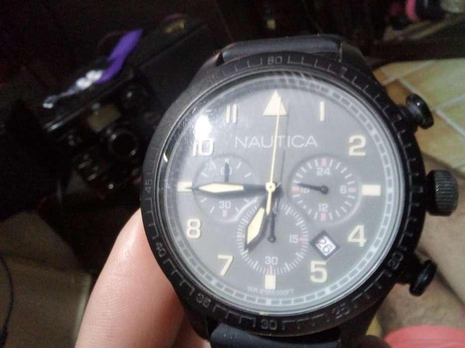 Reloj Nautica . A18684g.