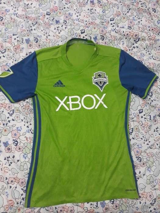 Camiseta Seattle Sounders