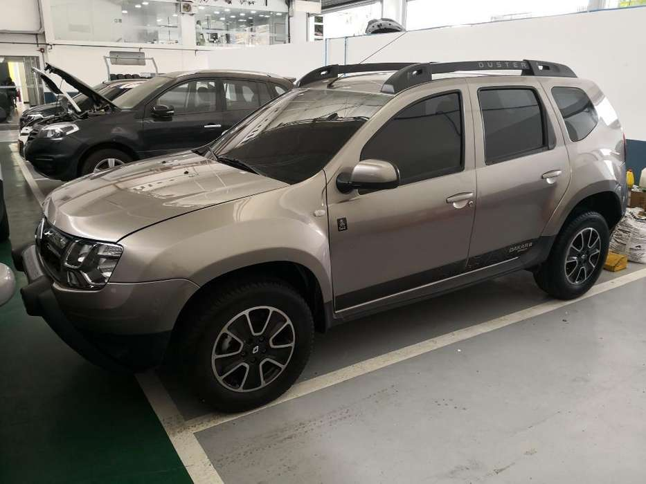 Renault Duster 2017 - 5500 km