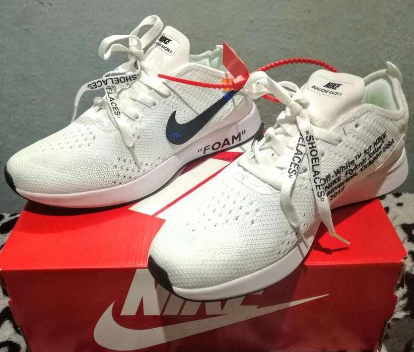 Nike Air Racer Off White