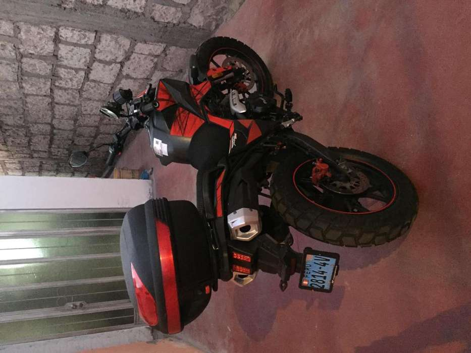 Vendo moto 974134942
