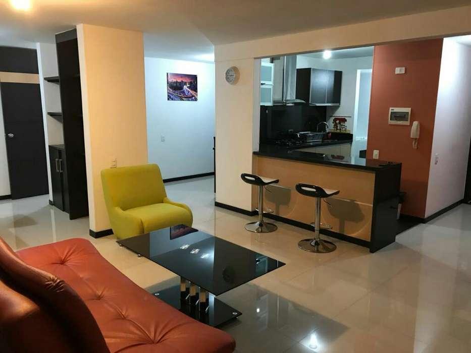 Apartamento Amoblado en Ciudad Jardin.