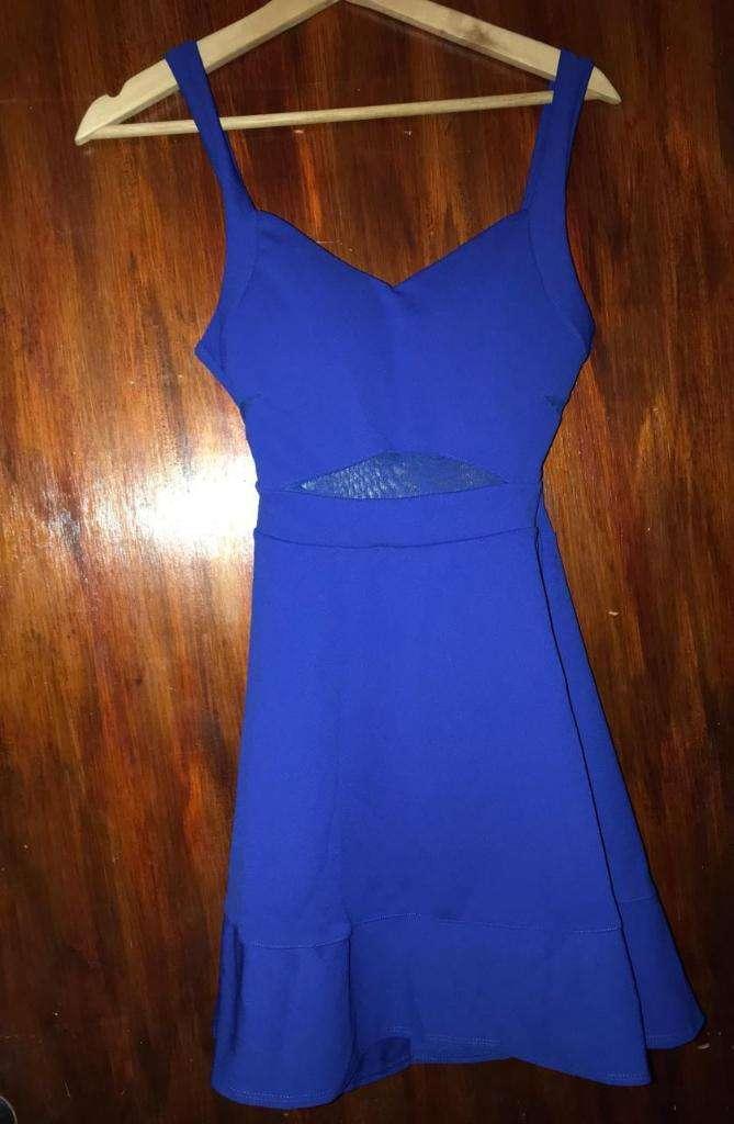 Vestido Azul Nuevo