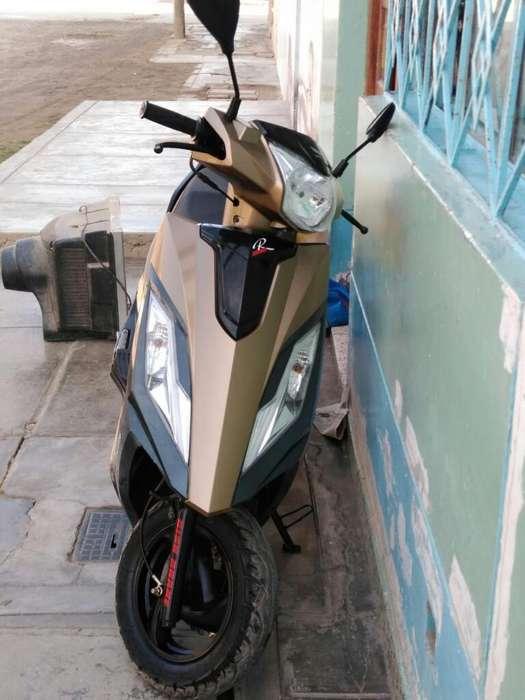 Moto Motor 100 Semi <strong>nueva</strong>