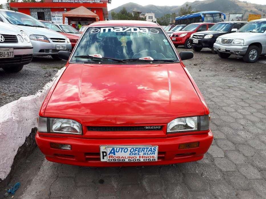 <strong>mazda</strong> 323 1995 - 200000 km