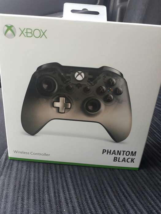 Control Xbox One Nuevo Sellado . Phantom