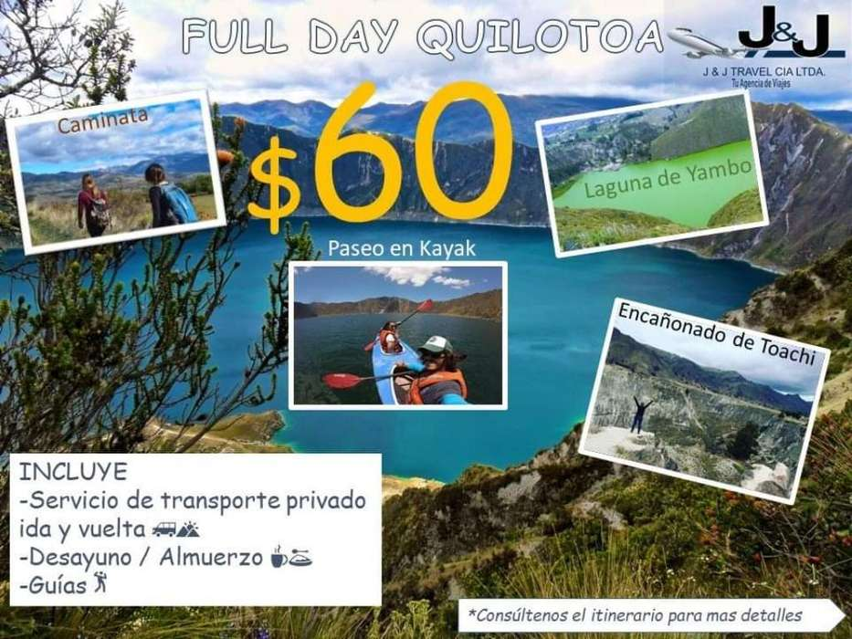 Full Day Quilotoa