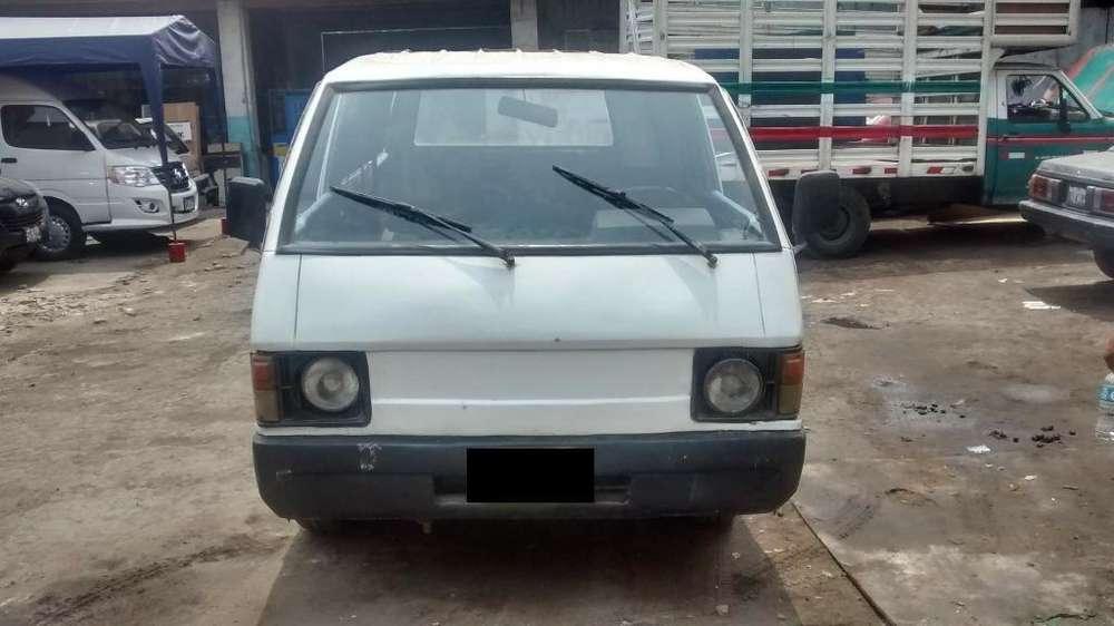 Combi Mitsubishi Techo Se Levanta