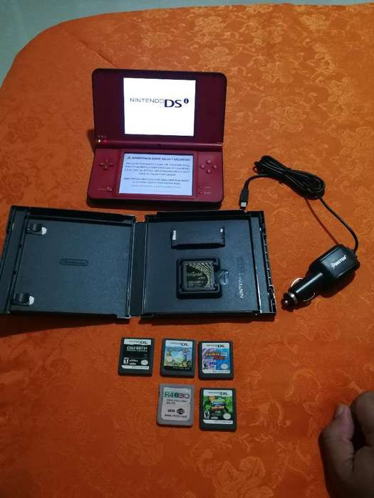Cambio Ds Xl por Disco Duro Solido