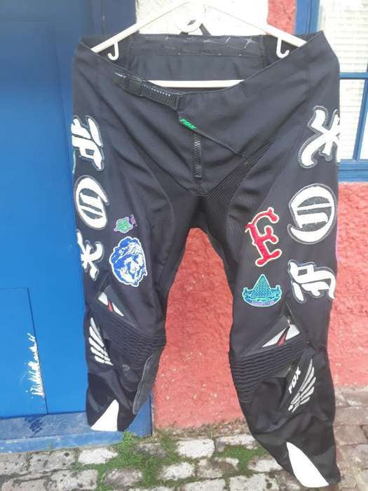 Pantalon Fox Platinum