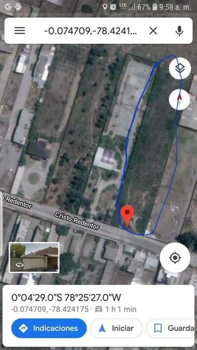 Terrenos de 100m en Marianitas con cerramiento y todos los servicios.