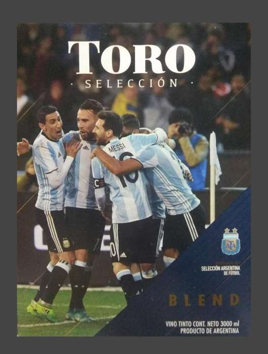 Vino Toro Blend Selección 3 Litros Bag