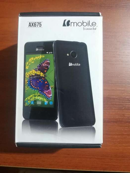 Celular Bmobile Redes Sociales Android