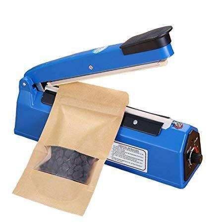 Selladora de bolsa 200mm envio gratis