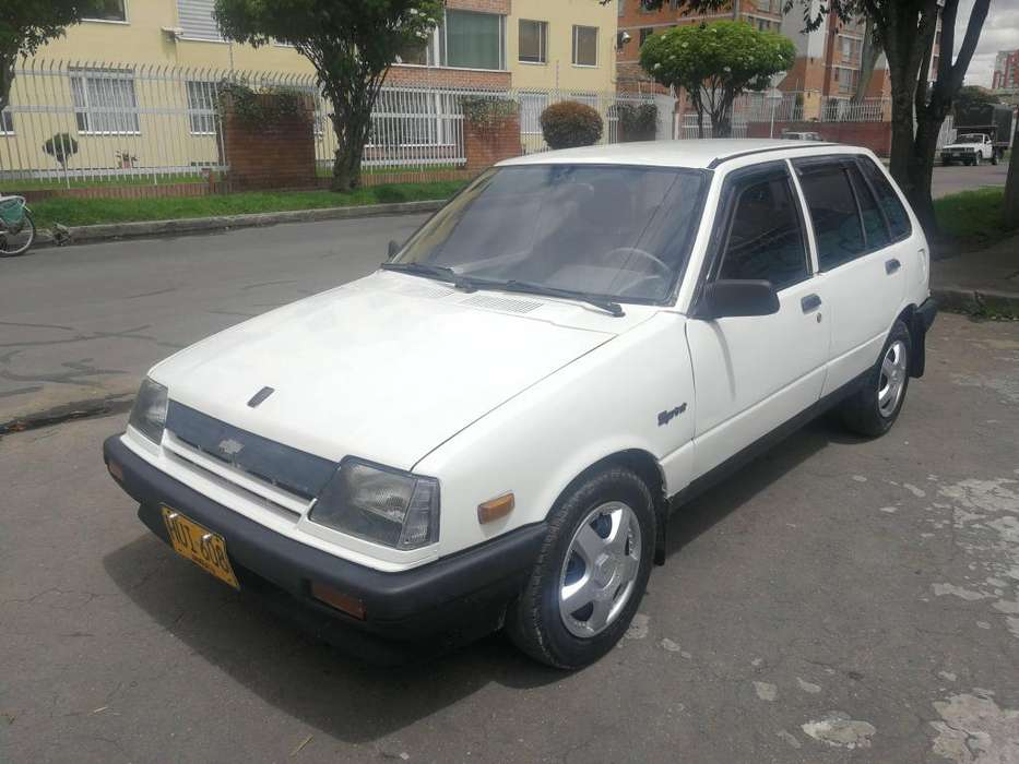 Chevrolet Sprint 1988 - 239000 km