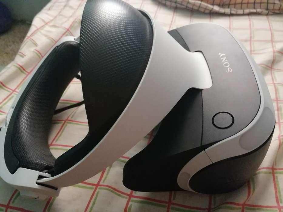 Gafas de Realidad Virtual Ps4,cam,4juego