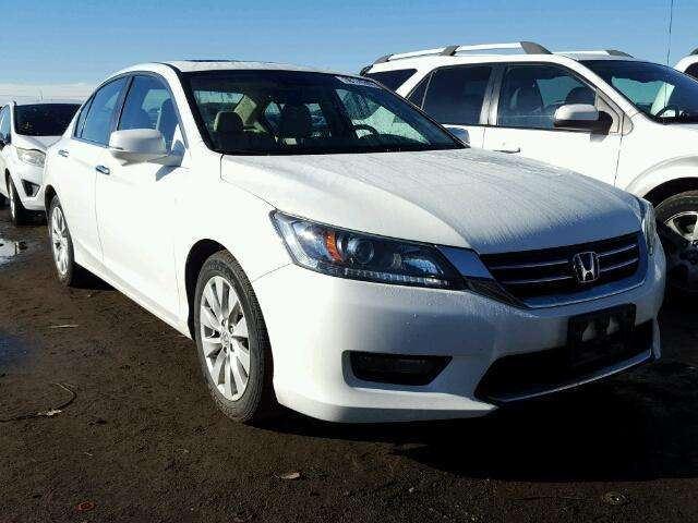 Honda Accord 2014 - 100 km