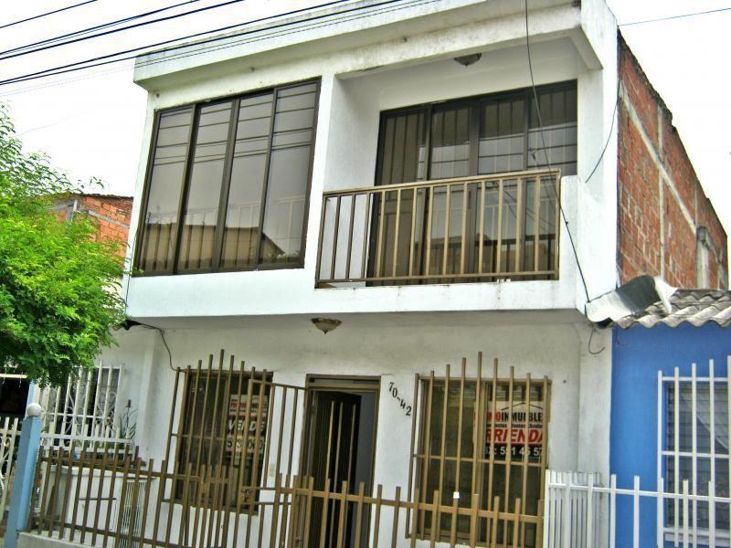 Casa En Arriendo En Cali Tejares De Salomia Cod. ABPRO1729