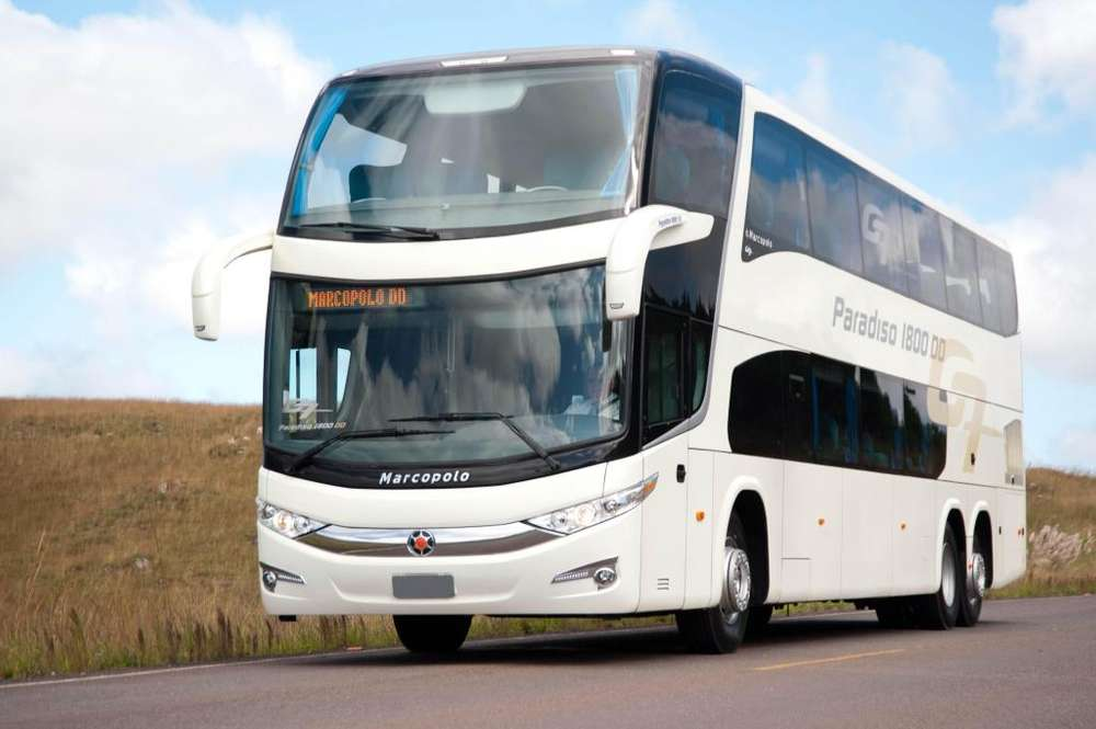 Buses Doble Piso Marcopolo Scania 2013