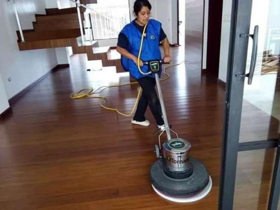 Multi Servicios de Limpieza en Loja Vilc