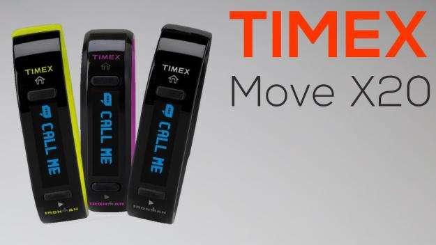 Reloj Smart Timex Ironman Move X20