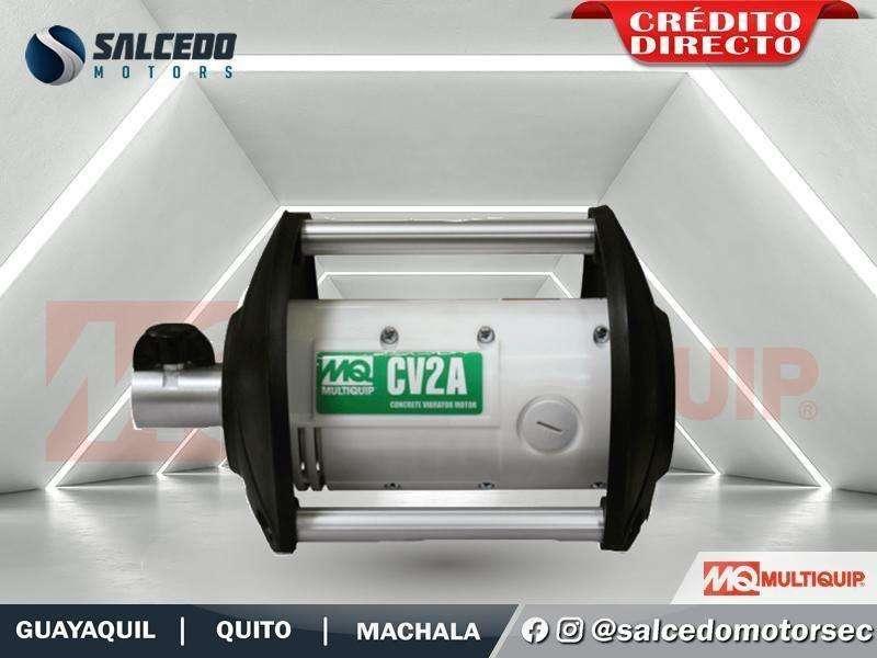 VIBRADOR DE CONCRETO MULTIQUIP CV2A
