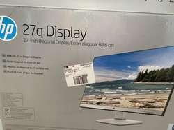 "Monitor HP Pavilion 27 Q 27"" Led QHD 2K Imac/MacBook"