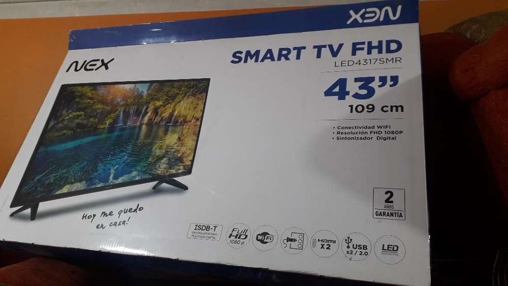 Televisor Smart 43'