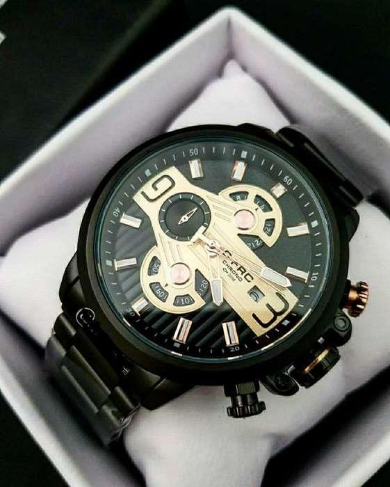 Reloj Caballero Original