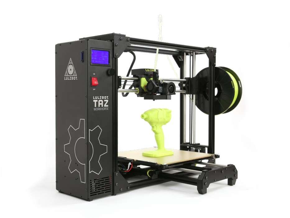 Impresora 3D - Lulzbot Taz Workhorse