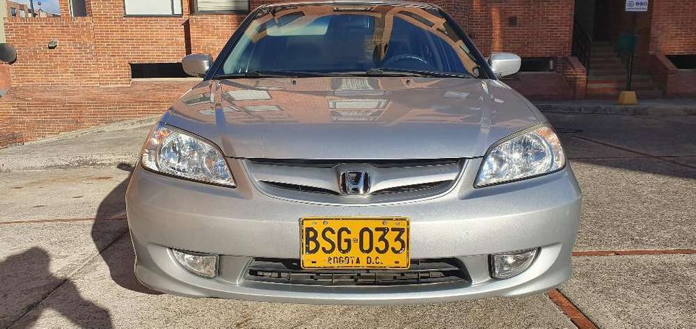 Honda Civic 2005 - 0 km