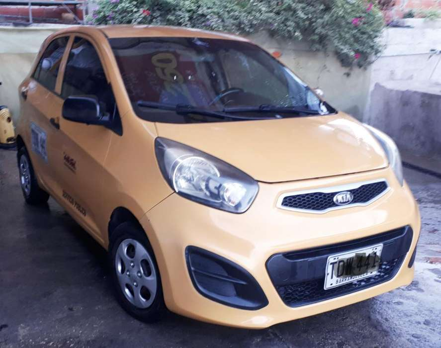 Vendo Taxi Kia Picanto Ion Mod 2013