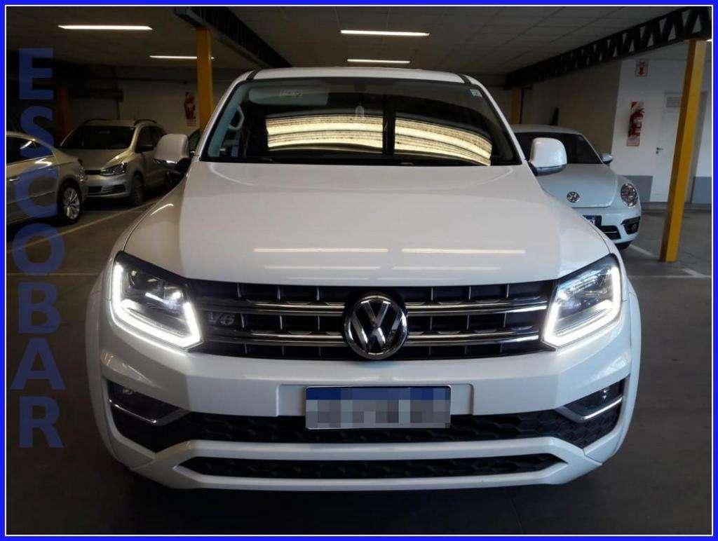 Volkswagen Amarok v6 3.0tdi 224cv 4x4 at