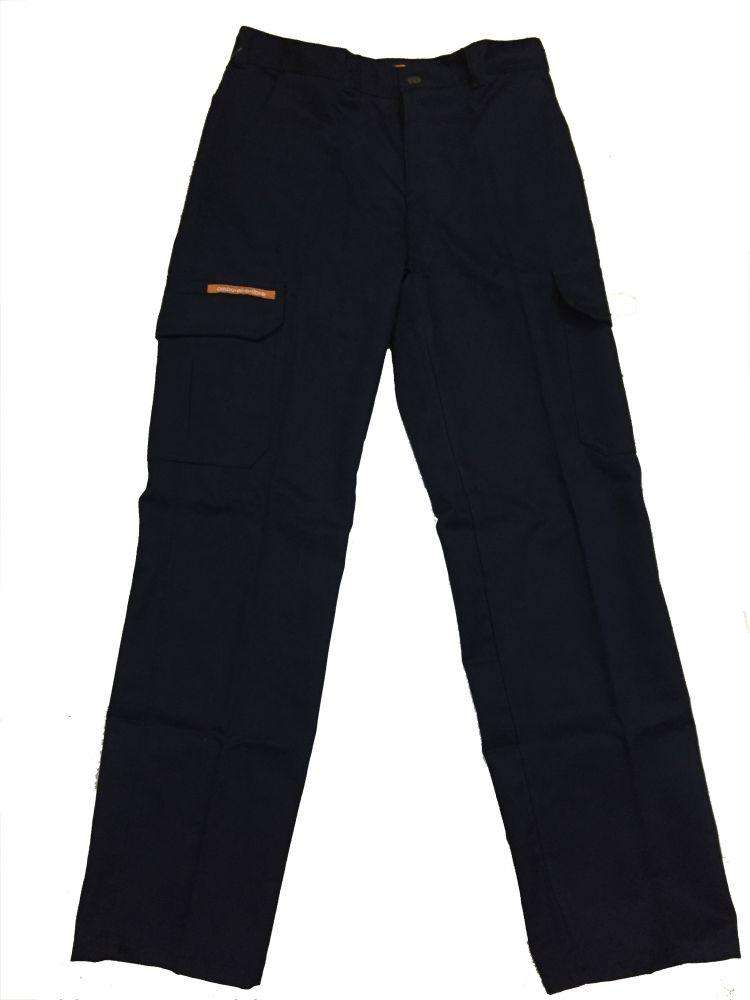 Pantalones cargo diferentes talles.