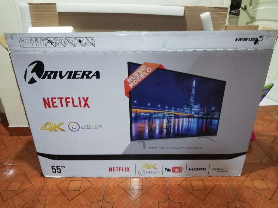 Se Vende Tv 55 Nuevo. por Emergencia