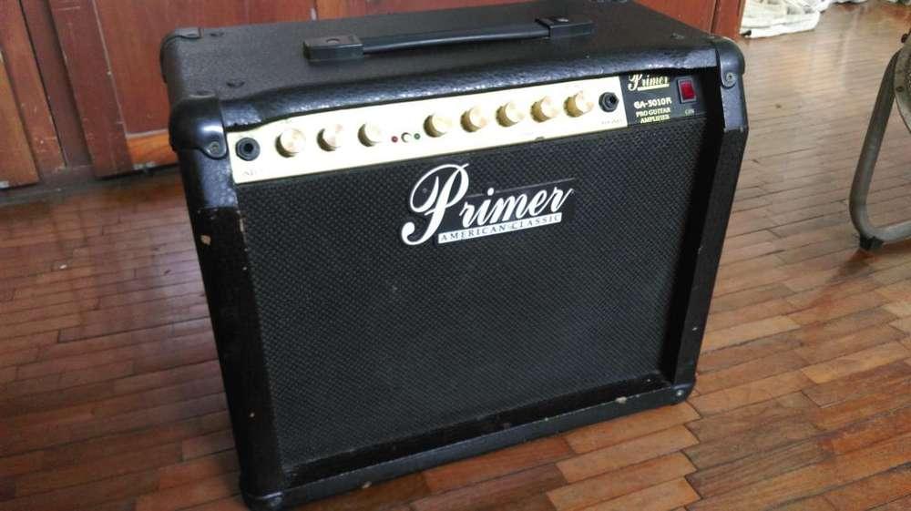 Amplificador de Guitarra Eléctrica 30w Modificado