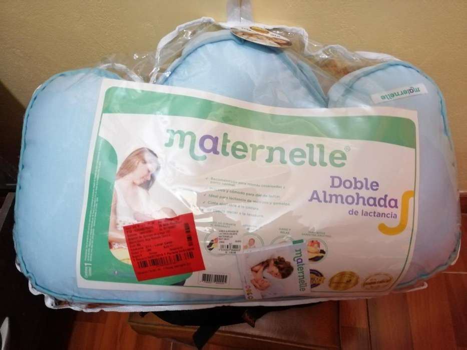 Vendo Almohada de Lactancia Maternelle