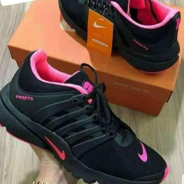 Vendo Nike Pressto