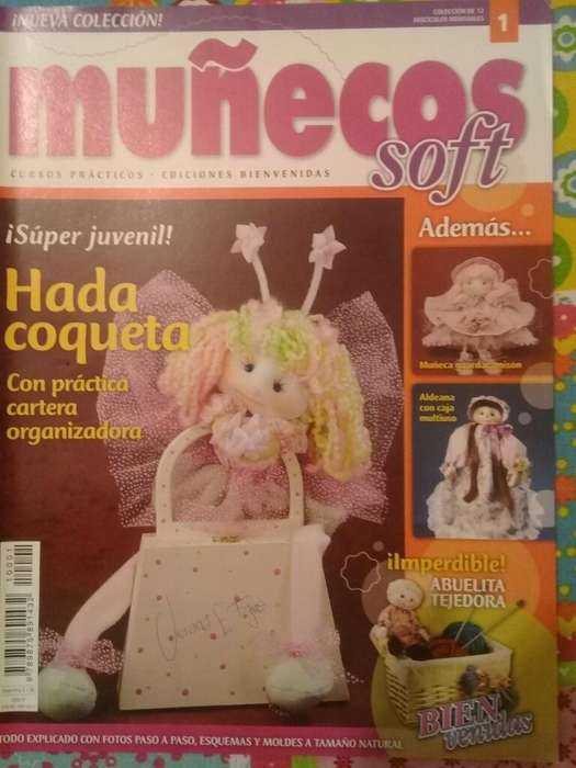 Muñecos Soft N1 Año 2010