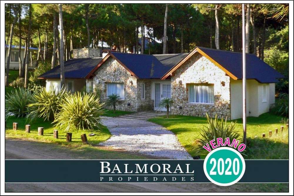 Ref: 8816 - Casa en alquiler, Pinamar, Zona Norte Tennis