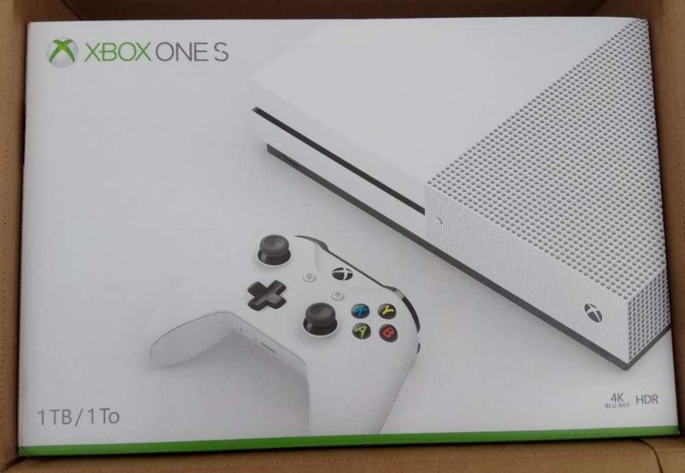 Xbox One S Nueva