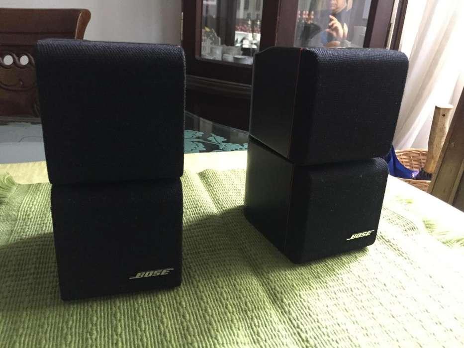 Bose Cubos x2