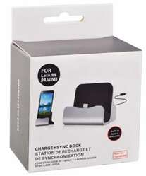 Cargador Charge Sync Dock Tipo C