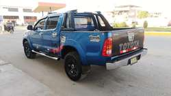 Vendo Hilux 4x2 Año 2010