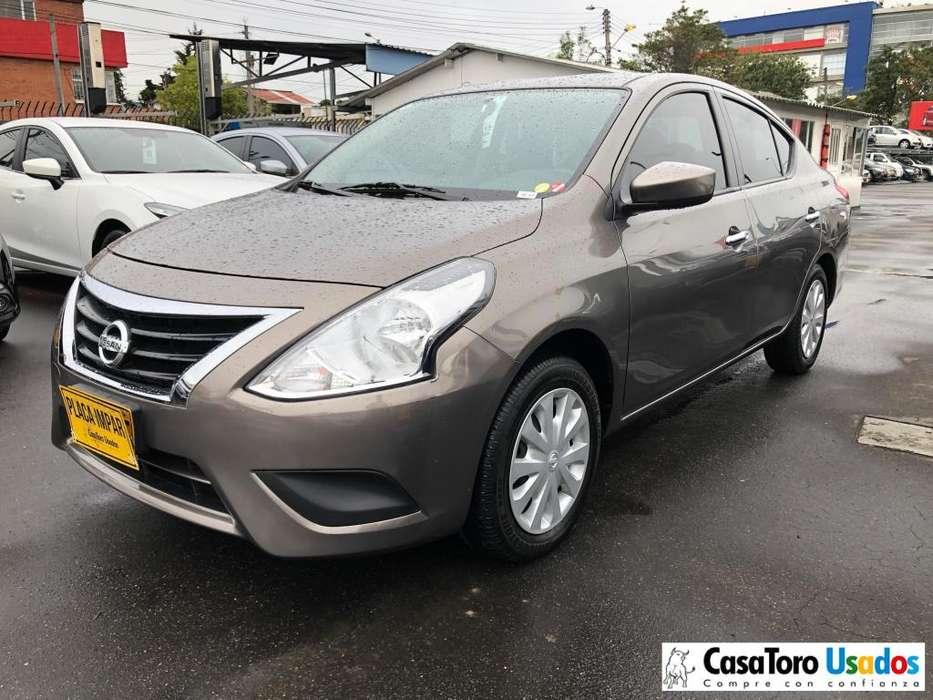 Nissan Versa 2019 - 12556 km