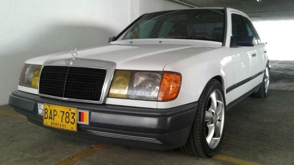 <strong>mercedes-benz</strong> Clase E 1989 - 190000 km