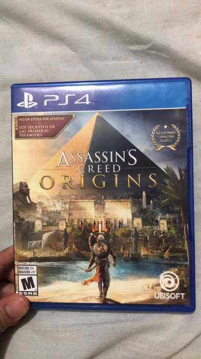 Juego Ps4 Assasins Creed Origins