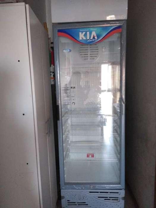 Exhibidora vertical kia