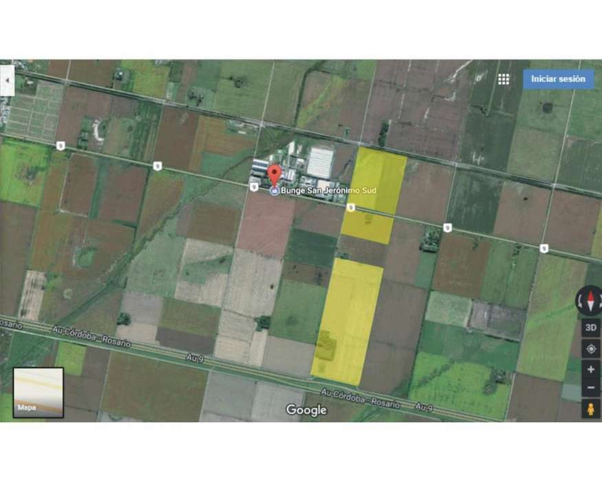 San Jerónimo Sud 3 <strong>campo</strong>s juntos o separados aptos industria / urbanización / explotación agrícola ganadera